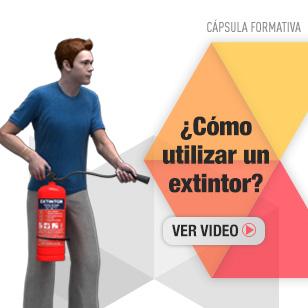Vídeo extintores
