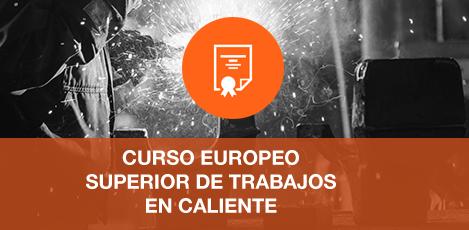 curso europeo de seguridad de trabajos en caliente cepreven