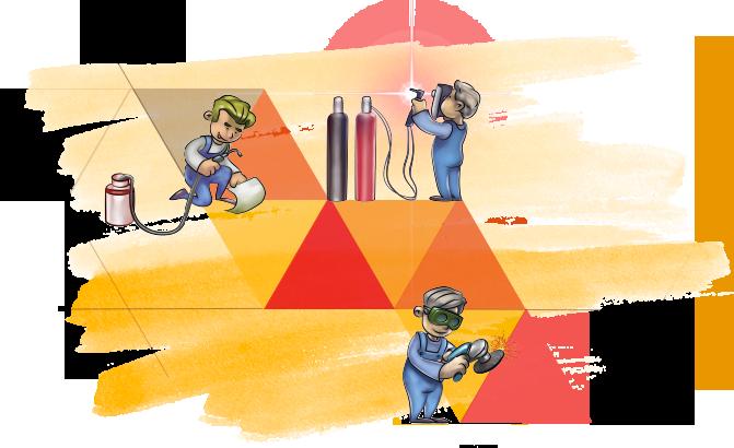 profesionalidad soldador seguro cepreven